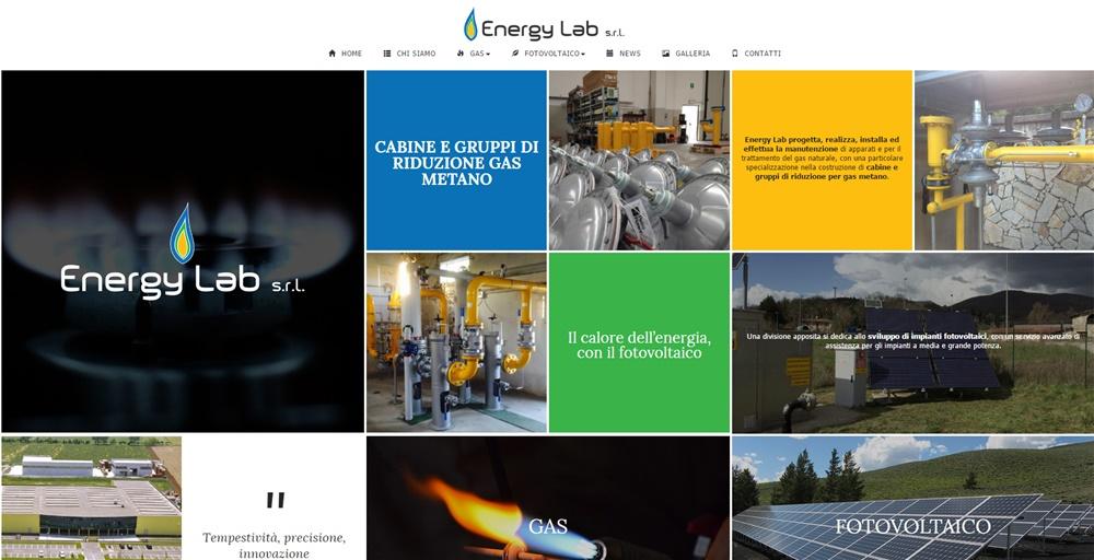 Energy Lab | Cabine e gruppi di riduzione gas metano